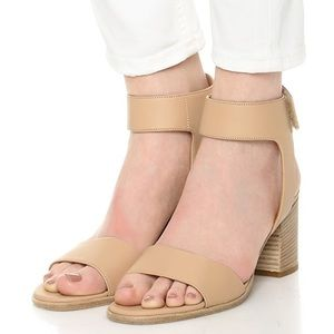 Vince 'Josslyn City' Leather Sandals